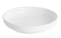 White large salad bowl 白瓷大沙律碗