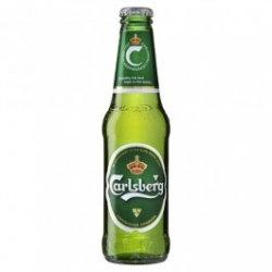 Case of 24 x 330ml bottles Carlsberg