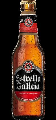 Estrella Galicia Especial (Per Bottle/Case of 24 x 330ml Bottle)