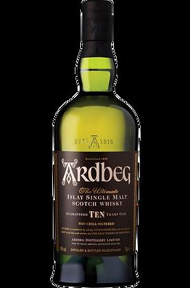 Ardbeg Ten Years Old Single Malt Whisky
