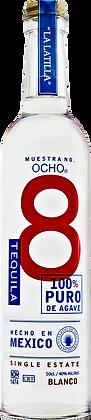 Ocho No.8 Single Estate Blanco Tequila