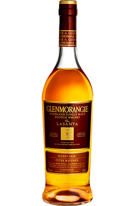 Glenmorangie The Lasanta 12 Years Single Malt Whisky