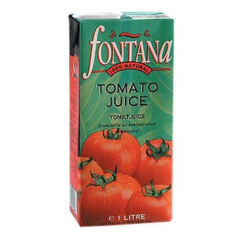 Case of 12 x 1L Tomato Juice