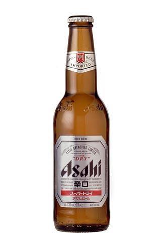 Case of 24 x 330ml bottles Asahi