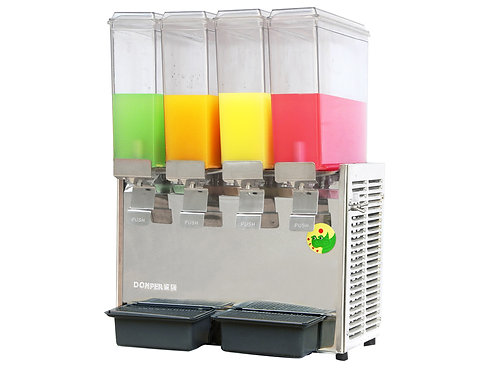 Electric juice dispenser 4缸32升電動果汁機
