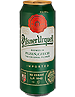 Pilsner Urquell (Case of 24 x 500ml Cans)