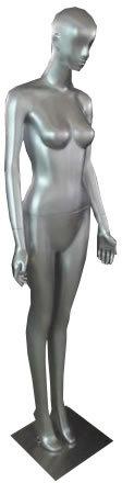 Female Mannequin (silver) 人體模型(女/銀色)