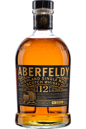 Aberfeldy 12yrs Single Malt 75cl