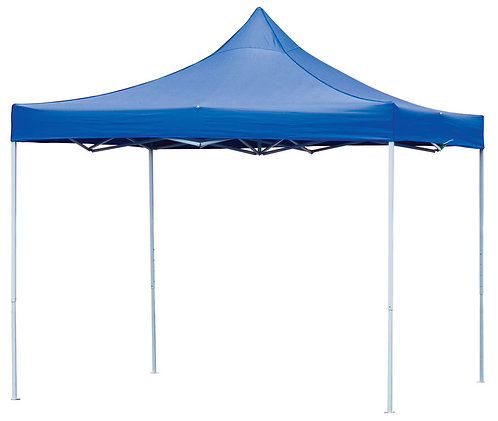 3m x 3m marquee 3米x 3米帳篷 (藍色/白色 - 無邊) 連安裝
