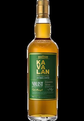 Kavalan Solist ex-Bourbon Cask Strength Single Malt Whisky