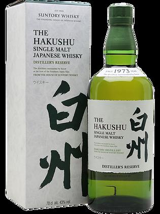 Hakushu Single Malt Whisky