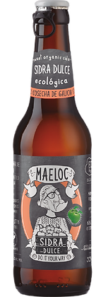 Maeloc Organic Sweet Cider (Per Bottle)
