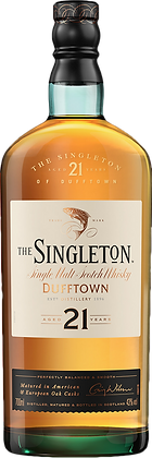 The Singleton of Dufftown 21 Years Single Malt