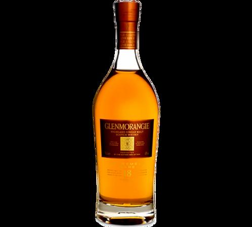 Glenmorangie 18 Year Old Scotch Whisky 70cl