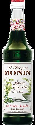 MONIN Matcha Green Tea syrup