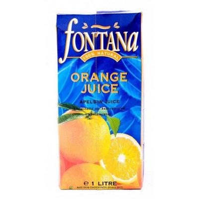 Case of 12 X 1L Orange Juice
