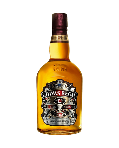 Chivas Regal 12 Years Old Blended Scotch Whisky 70cl
