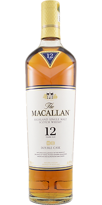 The Macallan 12 Years Double Cask Single Malt Whisky