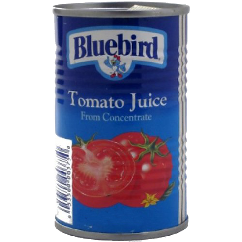 Blue Bird Tomato Juice - can 48x6oz