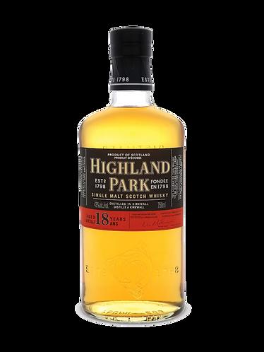 Highland Park 18 Years Old Single Malt Scotch Whisky 70cl