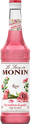 MONIN Rose syrup