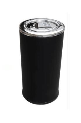 Rubbish bin with stainless steel top 垃圾筒(不銹鋼蓋)