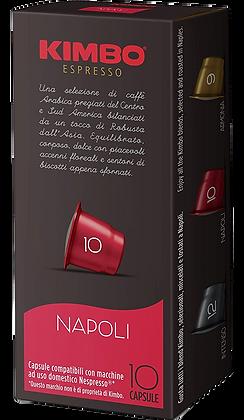 Kimbo Napoli Capsules - Nespresso® Compatible