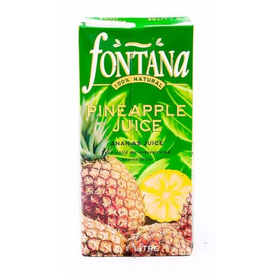 Case of 12 x 1L Pineapple Juice