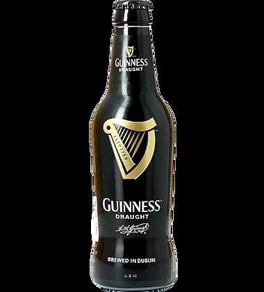 GUINNESS Stout (Case of 24 x 330ml Bottles)