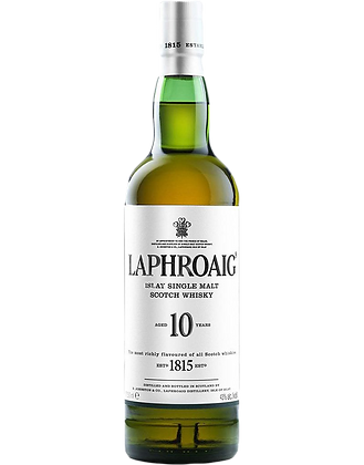 Laphroaig 10 Years Single Malt Scotch Whisky