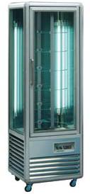 4 Sided Glass Door Display Freezer/Chiller 4門冷藏展示櫃