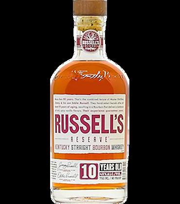 Wild Turkey Russell's Reserve 10 Years Straight Bourbon Whiskey