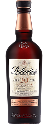 Ballantine's 30 Years Blended Scotch Whisky