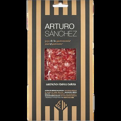 Arturo Sánchez Acorn-fed 75% iberico Salchichon