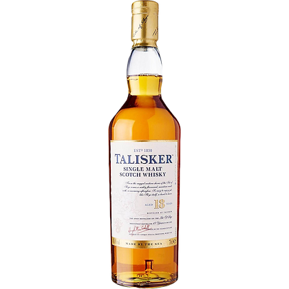 Talisker 18 Year Old Whisky
