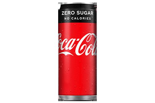 Coca-Cola - Coca Cola Zero (Tall Can)