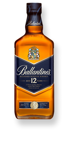 Ballantine's 12 Years Old Blended Scotch Whisky 70cl