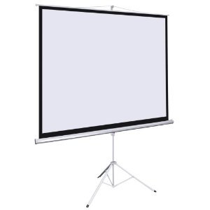 "100"" Projection Screen (Pop-up)"