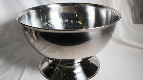 Large silver punch bowl 大銀盆