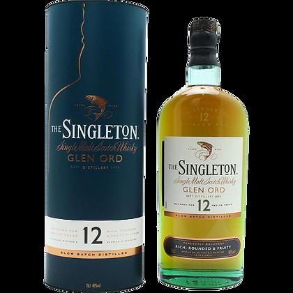 The Singleton Of Glen Ord 12 Years Single Malt
