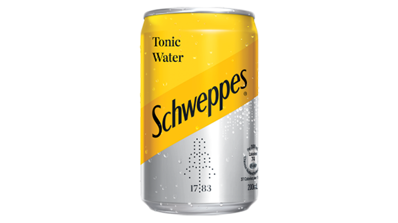 Schweppes - Tonic water (Mini Can)