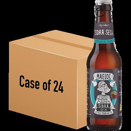Maeloc Dry Cider (Case of 24 x 330ml Bottle)