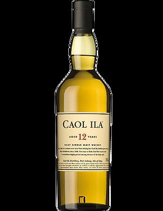 Caol Ila 12 Years Single Malt Whisky