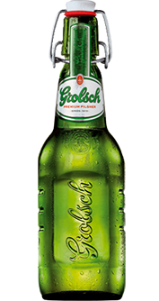 Grolsch Premium Lager (Case of 20 x 500ml Bottles)