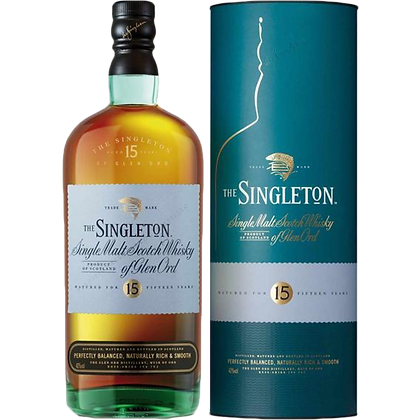The Singleton Of Glen Ord 15 Years Single Malt