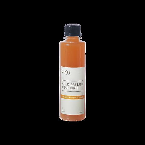 Asian Pear Juice (270mL) 雪梨汁 (270mL)
