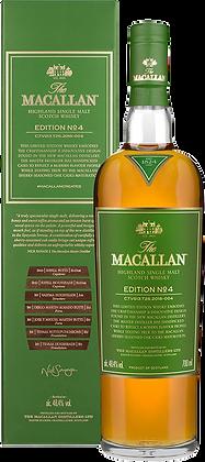 The Macallan Edition No.4 Single Malt Whisky