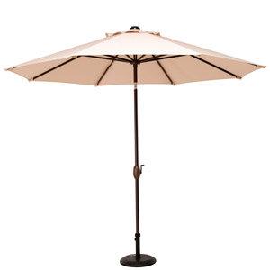 2.7m dia. Parasol / Umbrella 2.7米直徑太陽傘連注水底座