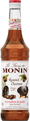 MONIN Roasted Chestnut syrup