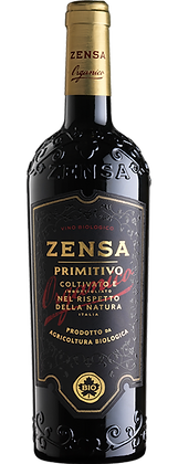 Zensa Organic Primitivo 2019